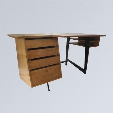 luc allemand mobilier design 50 60 70. Black Bedroom Furniture Sets. Home Design Ideas